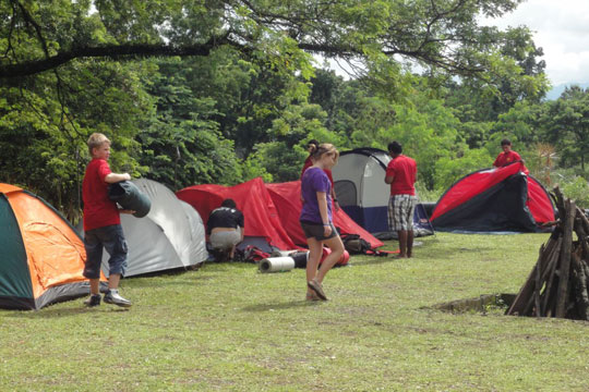 Camping-Scouts-Tents