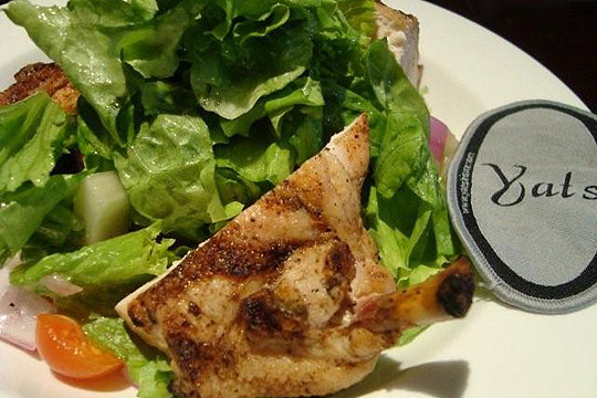 Gastro-Pub-food