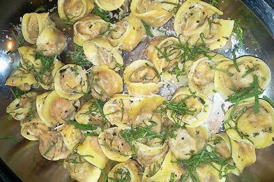 Mushroom-and-Tarragon-Tortellini