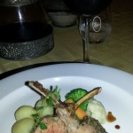 Lamb Mongolian 12Sep Wine Decanter